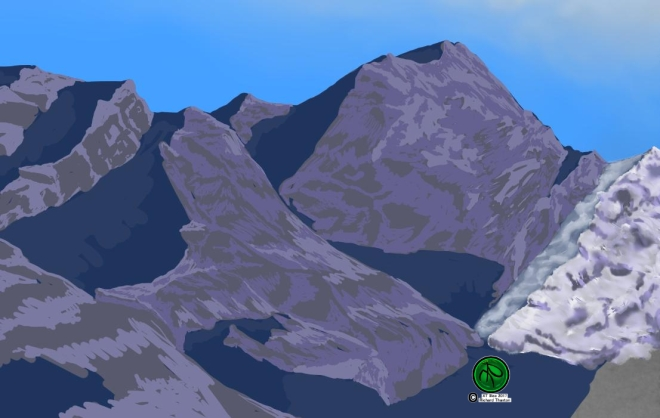Relative Perspective WIP Mountain Range 02122017.jpg